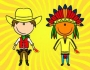 Complementos Indios y Vaqueros