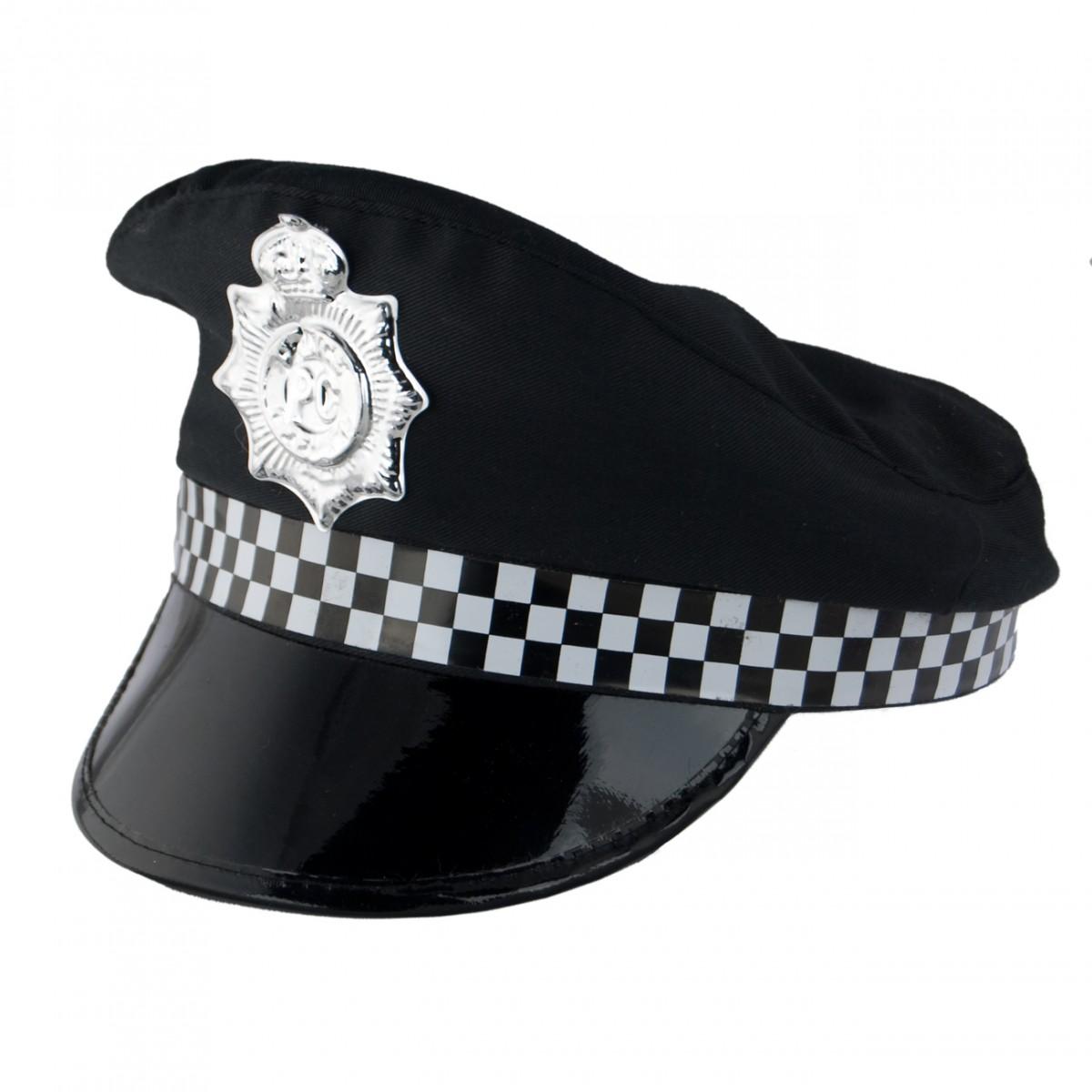 6763cae0fbec2 Gorra policia y complemento