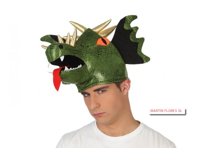 e539d6879bab4 Gorro dragón Disfraces niños baratos sevilla