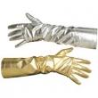 Medias, guantes y boas