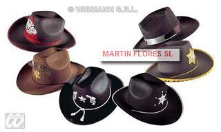Sombrero cowboy surtido Disfraces niños baratos sevilla 66579696571