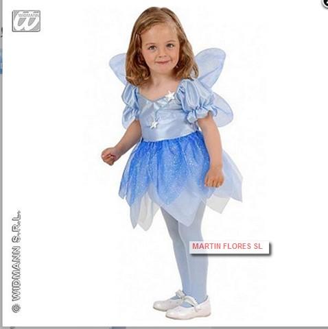 00afded88 Disfraz hada celeste bebé en Sevilla para fiesta Carnaval de guardería