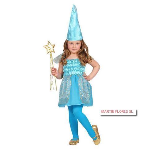 8a5fa44ec Disfraz hada turquesa bebé en Sevilla para fiesta Carnaval de guardería