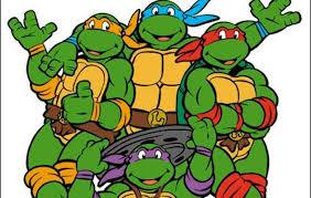 Fiesta tortugas Ninja