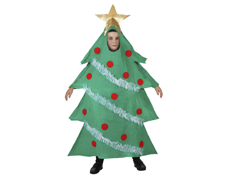 Arbol navidad enterizo disfraces ni os baratos sevilla - Arbol navidad barato ...