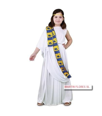 79dcf2c23 Disfraz romana niña cenefa en Sevilla para carnaval barato