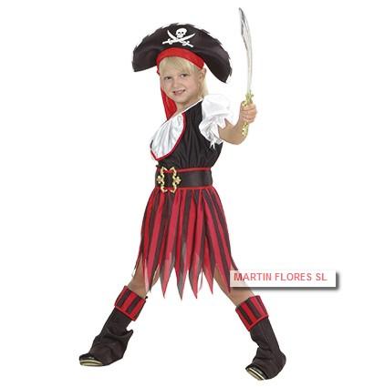 14977933f Disfraz pirata vestido niña en Sevilla para Carnaval barato