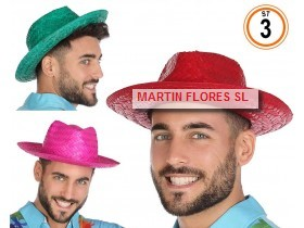 Sombrero paja granjero en Sevilla. Granjero 1094179c340