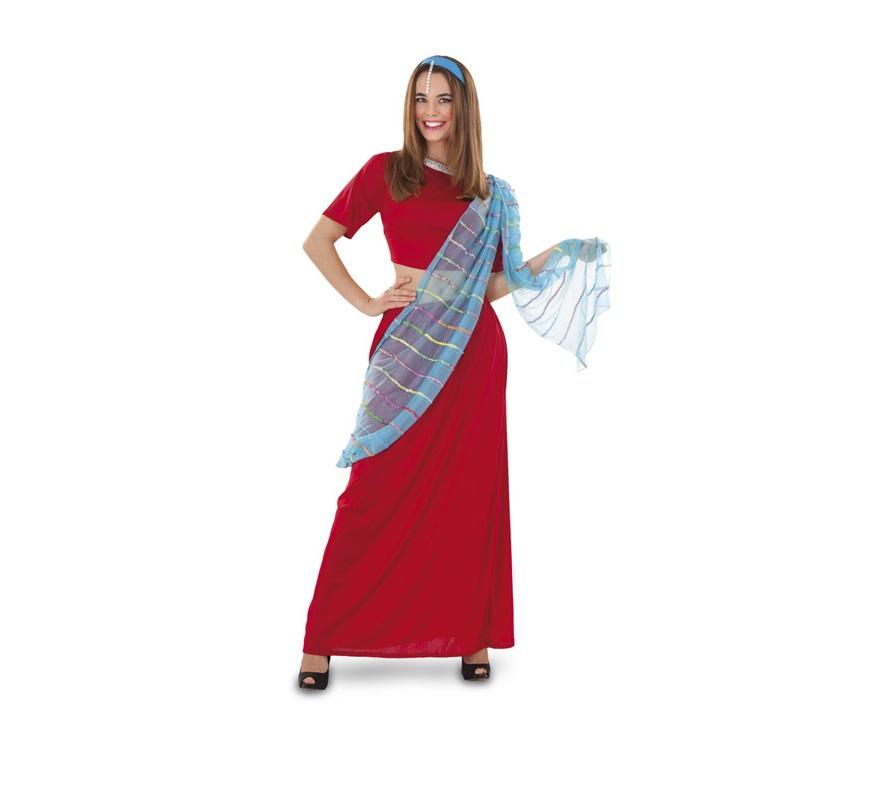 Traje hindu de mujer
