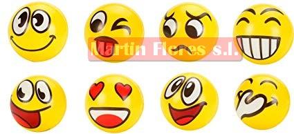 12u Pelotas blandas emoji smile