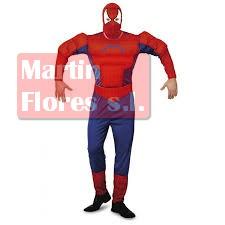 Disfraz super héroe hombre araña