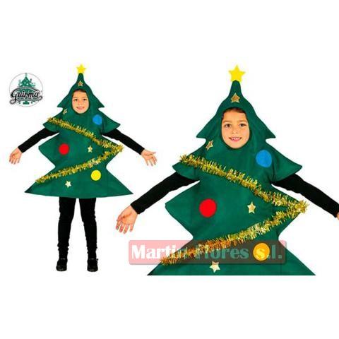Disfraz árbol Navidad Guirca