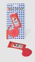 Ketchup derramado 12u