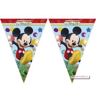 Banderin guirnalda Mickey