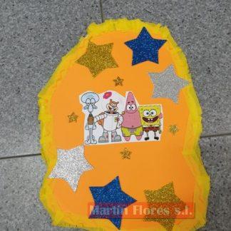 Piñata diseño mediana Bob