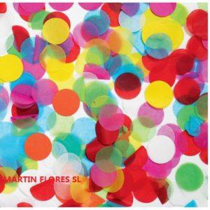 Confetis, papelillos
