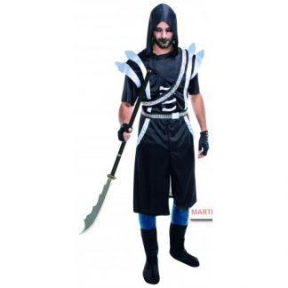 Disfraz cazador de brujas