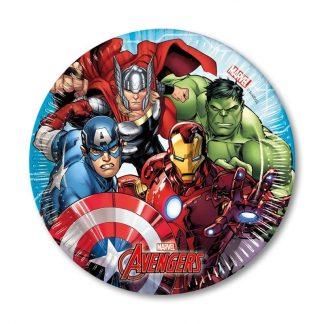 Fiesta Avenger y super héroes