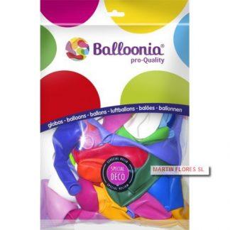 Bolsa globos grandes colores surtidos