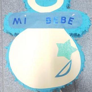 Piñata 3D Chupete bebé