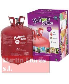 Bombona helio 50 globos