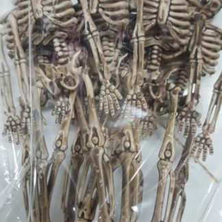 Esqueletos efecto viejo