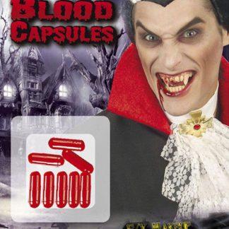 Cápsulas sangre