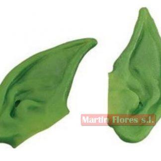 Orejas duende verde