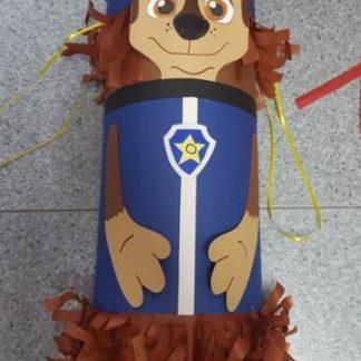 Piñata 3D patrulla canina policia