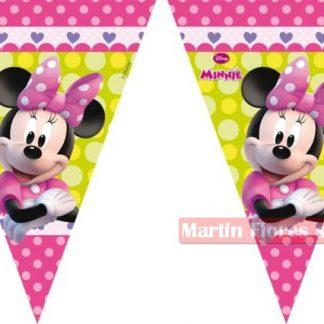 Banderín Minnie rosa