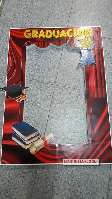 Cartel photocall Graduación