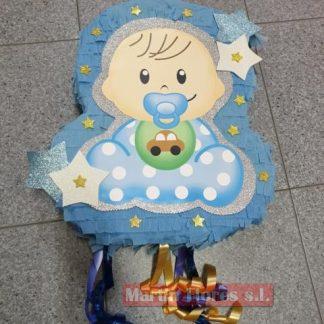 Piñata 3D bebé niño