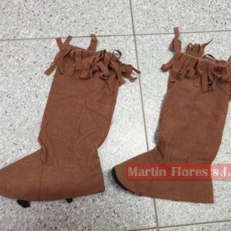 Cubre bota marrón infantil
