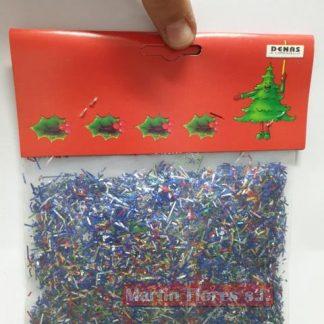 Micro confetti mix azul 30gr