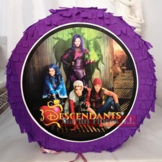 Piñata 3d Descendientes