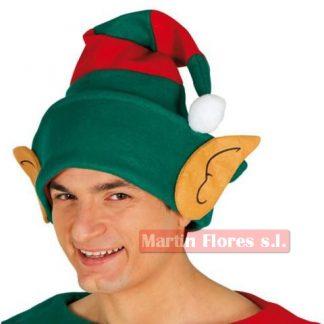 Gorro Elfo o duende con oreja