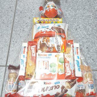 Árbol chocolates Navidad