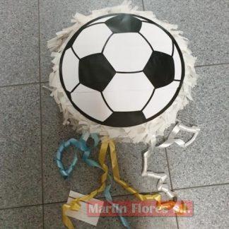 Piñata 3d balón fútbol