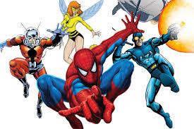 Complemento Super héroes