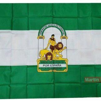Bandera andalucía grande