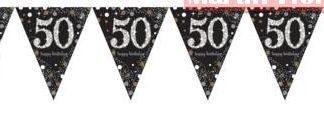 Banderín guirnalda 50 años