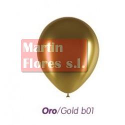 Bolsa globo Brillant Dorado