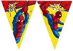 Banderín Spiderman Hero