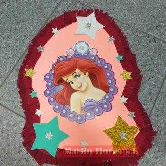 Piñata diseño mediana sirenita