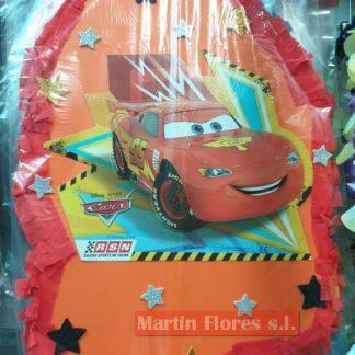 Piñata diseño mediana Cars