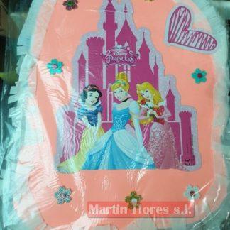 Piñata diseño mediana Princesa