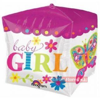 Globo Baby girl