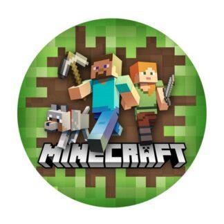 Fiesta Minecraft juego