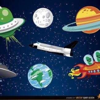 Fiesta del Espacio